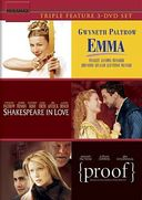 Emma / Shakespeare in Love / Proof