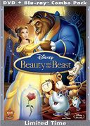 Beauty and the Beast (DVD + Blu-ray)