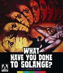 What Have You Done to Solange? (Blu-ray + DVD)