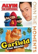 Alvin and the Chipmunks / Garfield: The Movie
