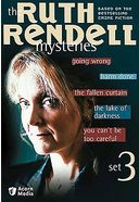 Ruth Rendell Mysteries - Set 3 (3-DVD)