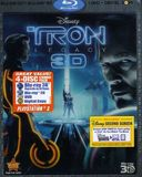 Tron: Legacy 3D (Blu-ray + DVD + Digital Copy)