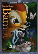 Bambi (DVD + Blu-ray)