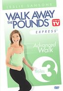 Leslie Sansone - Walk Away the Pounds Express: 3