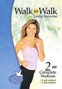 Walk the Walk with Leslie Sansone - One & Two
