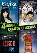 4 Horror Comedy Classics (Elvira: Mistress of the