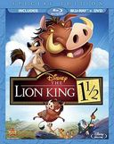 Lion King 1 1/2 (Blu-ray + DVD)