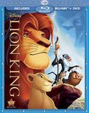 The Lion King (Blu-ray + DVD)