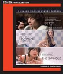 3 Classic Films By Claude Chabrol (Betty /