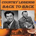 Country Legends Back to Back, Volume 1