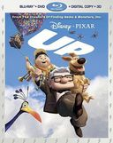 Up 3D (Blu-ray + DVD)