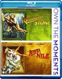 Romancing the Stone / Jewel of the Nile (Blu-ray)