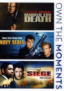 Marked for Death / Navy Seals / The Siege (3-DVD)