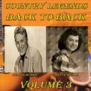 Country Legends Back to Back, Volume 3