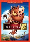 Lion King 1 1/2 (DVD + Blu-ray)