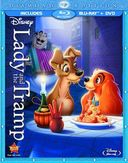 Lady and the Tramp (Blu-ray + DVD)