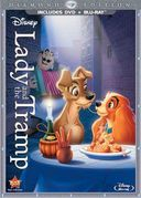 Lady and the Tramp (DVD + Blu-ray)