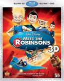 Meet the Robinsons 3D (Blu-ray)