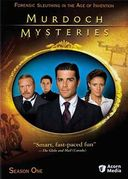 Murdoch Mysteries - Season 1 (4-DVD)