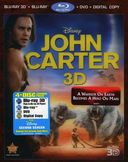 John Carter 3D (Blu-ray + DVD)