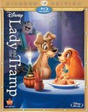 Lady and the Tramp (Blu-ray + DVD + Digital Copy)
