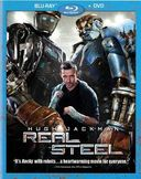 Real Steel (Blu-ray + DVD)