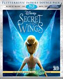 Secret of the Wings 3D (Blu-ray + DVD)