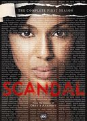 Scandal - Complete 1st Season (2-DVD)