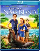 Return to Nim's Island (Blu-ray + DVD)