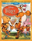 The Tigger Movie (Blu-ray + DVD)
