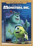 Monsters, Inc. (DVD + Blu-ray)