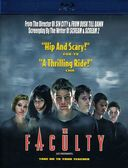 The Faculty [Import] (Blu-ray)