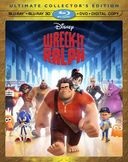 Wreck It Ralph 3D (Blu-ray + DVD)