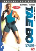 Billy Blanks Tae Bo 2-Pack: Strength & Power /