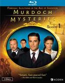 Murdoch Mysteries - Season 1 (Blu-ray)