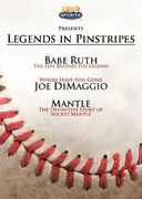 Baseball - Legends in Pinstripes (Babe Ruth / Joe