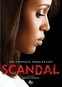 Scandal - Complete 3rd Season (4-DVD)