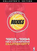 Basketball - NBA Houston Rockets 1994 Champions:
