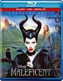 Maleficent (Blu-ray + DVD)
