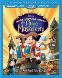 The Three Musketeers (10th Anniversary) (Blu-ray