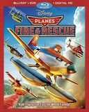 Planes: Fire & Rescue (Blu-ray + DVD)