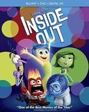 Inside Out (Blu-ray + DVD)