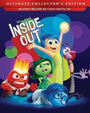 Inside Out 3D (Blu-ray + DVD)
