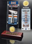 Hockey - Edmonton Oilers 5x Stanley Cup Champions