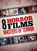 8 Horror Films: Masters of Terror (2-DVD)