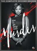 How to Get Away with Murder - Complete 2nd Season (4-DVD)