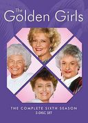 The Golden Girls - Complete 6th Season (3-DVD)