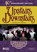 Upstairs Downstairs - Complete Series (40th