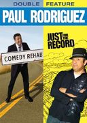 Paul Rodriguez Double Feature: Comedy Rehab /