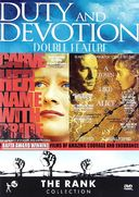 Duty and Devotion Double Feature - Carve Her Name